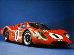 Le Mans Ford GT40 Mk IV, 1967