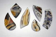 Designer Cabochons, Collector Cabochons by Steve Schultz, Owyhee ...