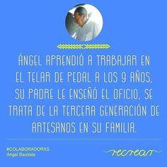 #colaboradorxs Ángel Bautista.  Historia completa: https://recrearmx.wordpress.com/2016/08/15/angel-bautista/