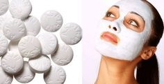 Honey & Aspirin Mask: Apply On The Face For 10 Minutes And Witness The Power Of This Mixture! Beauty Care, Diy Beauty, Beauty Hacks, The Face, Face And Body, Aspirin Mask, Clean And Shiny, Unwanted Hair, Beauty Recipe