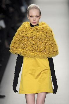 Yves Saint Laurent - Paris Fashion Week Fall, 2010