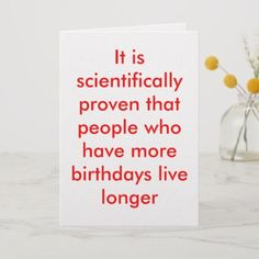 Shop Funny Birthday Card created by Personalize it with photos & text or purchase as is! Funny Dad Birthday Cards, Best Friend Birthday Cards, 16th Birthday Card, Birthday Card Messages, Birthday Card Sayings, Birthday Cards For Boyfriend, Bday Cards, Birthday Humorous, Birthday Quotes