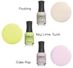 Orly Sugar High: la dolcezza della primavera http://bit.ly/1vIWFmv ‪#‎newcollection‬ ‪#‎nails‬ ‪#‎nail‬ ‪#‎nailpolish‬