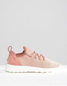 Adidas | adidas Originals Dusky Pink Zx Flux Adv Sneakers