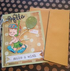 A personal favorite from my Etsy shop https://www.etsy.com/listing/537860327/birthday-card-handmade-boy-beach-layered