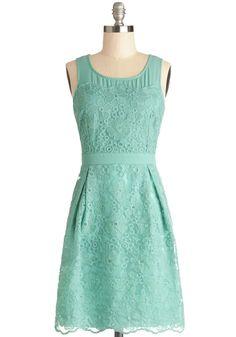 Sprigs of Spring Dress | Mod Retro Vintage Dresses | ModCloth.com