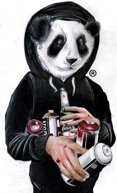 Ironlak Panda