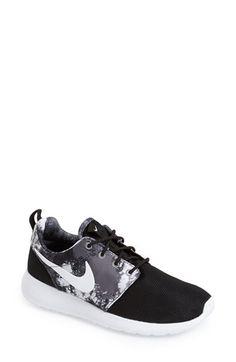 e64244c8b380 Free shipping and returns on Nike  Roshe Run  Print Sneaker (Women) at
