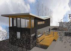 DADU (detached accessory dwelling unit) Beacon Hill, Seattle