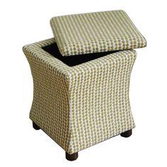 Kiana Upholstered Storage Ottoman