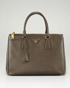 Prada Saffiano Lux Tote Bag on shopstyle.com