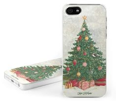 Christmas tree on your iPhone 5