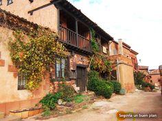 Madriguera (Segovia) pueblo rojo de la Sierra de Ayllón. No dejéis de realizar una visita por los pueblos rojos y negros de esta zona de la provincia de Segovia.