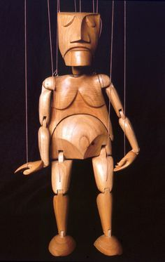 Image result for how to make a marionette puppet out of wood