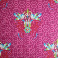 Paper Moon Wallpaper – Catalina Estrada Collection – Pio