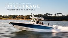 Introducing the all-new 330 Outrage! #ConfidentToTheCore