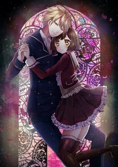 Find images and videos about anime, rem and dance with devils on We Heart It - the app to get lost in what you love. Dance With Devils, Angel Y Diablo, Manga Anime, Anime Art, Sailor Moon Background, Anime Couples Drawings, Rpg Horror Games, Cute Chibi, Diabolik Lovers