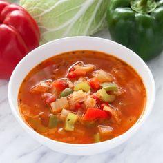 Pikantna fit zupa kapuściana