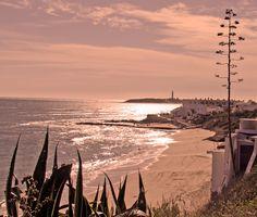 Playa de los Caños de Meca, Barbate, Cádiz.