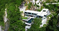Amazing Home: Breathtaking Modern Villa Amanzi By Original Vision  Architects, Phuket, Thailand