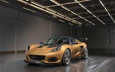 Sports car, front, Lotus Elise