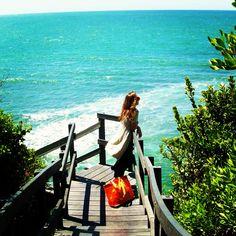 Nahoon Beach, East London - South Africa [aka home Waka Waka, Seaside Towns, Beaches In The World, Beach Scenes, White Sand Beach, East London, East Coast, South Africa, Landscape Photography