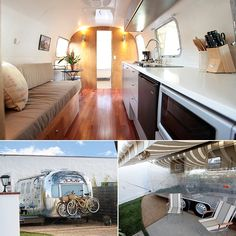 The Best Airstream Rentals For Glampers, Urbanites, and Road-Trippers