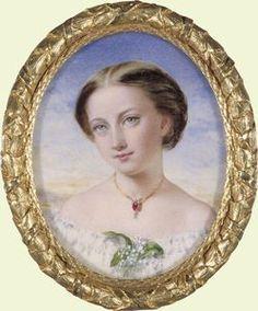 Princess Helena, Annie Dixon, 1860.