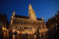 La Grand-Place, Brussels (1998) UNESCO 世界遺産
