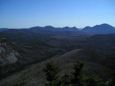 Mt. Carrigan and Carrigan notch