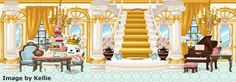 princess dressing room - Google Search