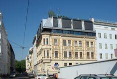 Umbau Aufstockung Stadthaus | Architekturbüro Arkade