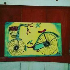 Bicicleta - Pascoa Moterle