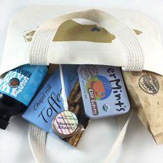 north carolina wedding welcome gift bag