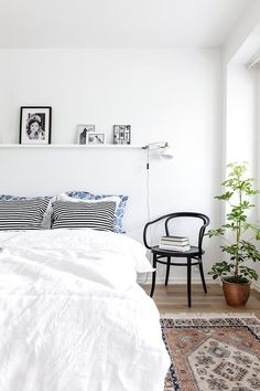 T.D.C | Fresh Scandi style with a touch of blue