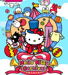 52 Best Rae S 3rd Birthday Hello Kitty Carnival Images In 2017