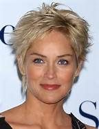 Short Haircuts for Thick Hair Women Over 50 - Bing Images