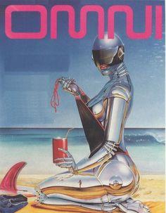 Arte Cyberpunk, Arte Robot, Robot Art, Airbrush Art, 1980s Art, 70s Sci Fi Art, Science Fiction Kunst, Futurism Art, Drawn Art