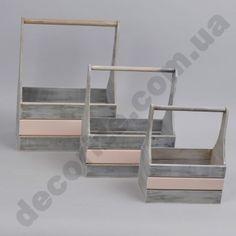 Wood Tool Box, Wood Tools, Diy Home Crafts, Wood Crafts, Wooden Tea Light Holder, Pallet Boards, Diy Gift Box, Cafe Design, Favor Boxes