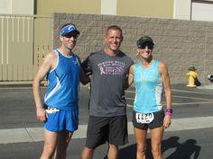 First to finish racers... #bustingbuttstosavebreasts #breastcancer #STSgetfit #ScottsTrainingSystems