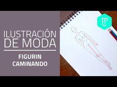 Cómo dibujar figurines de moda desde cero: proporciones (nuevo) - YouTube