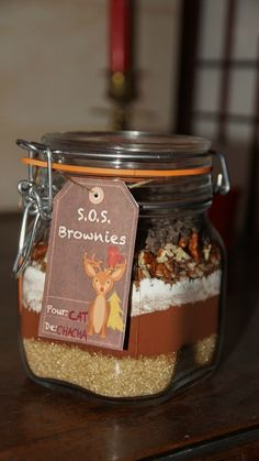Jar Gifts, Food Gifts, White Christmas Martini Recipe, Homemade Butter, Pumpkin Spice Cupcakes, Bear Cakes, Holiday Cocktails, Fall Desserts, Cakes And More