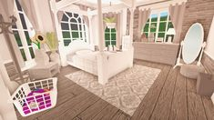 Two Story House Design, Tiny House Layout, Sims House Design, House Layouts, Home Building Tips, Home Building Design, Building A House, Simple Bedroom Design, Unique House Design