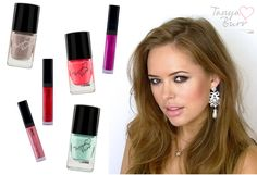 TANYA BURR LIPS AND NAILS - Anne Solveig   Anne Solveig
