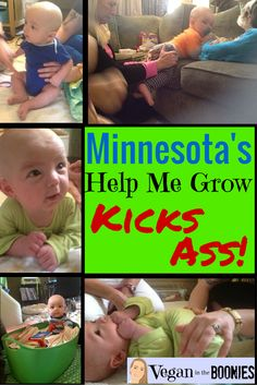 Minnesota's Help Me Grow Early Intervention kicks some major tushy. Read how this program for kiddos up to age 3 helped my son become the amazing boy he is.