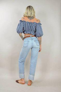 Levi's 501 Redline Jeans 29x34