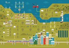 Dribbble - Map.jpg by FireArt Studio