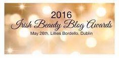 Image result for irish beauty blog awards 2016 Breast Cancer, Irish, Awards, Blog, Image, Beauty, Irish Language, Blogging, Ireland