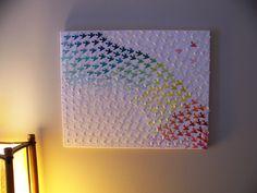 Paint chip art :)