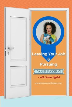 Leaving Your Job and Pursuing Your Passion – with Serena Appiah (podcast) | This episode is also packed full of times on how to grow your Facebook audience.